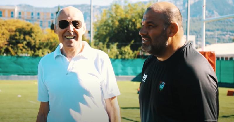 Toulon vs Scarlets : ''Ce n'est pas aux joueurs d'avoir une vision sur la situation sanitaire''