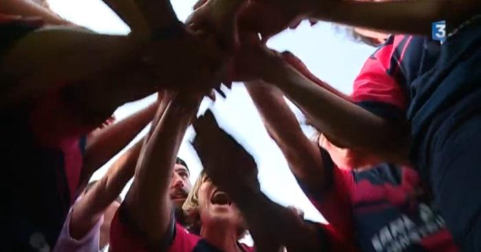 VIDEO. À l'Oncopole de Toulouse, on joue au rugby pour soigner le cancer