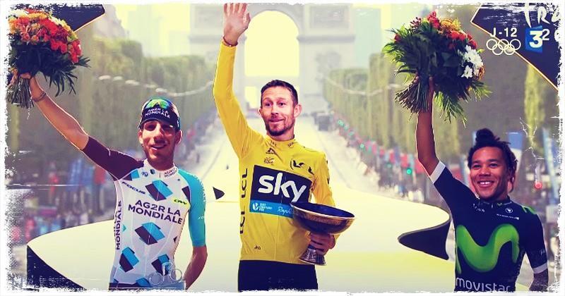 Puncheur, leader, sprinteur, ces profils qu'on retrouve au rugby et sur le Tour de France