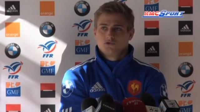 Tournoi 6 nations 2014 : la composition du XV de France pour l'Angleterre