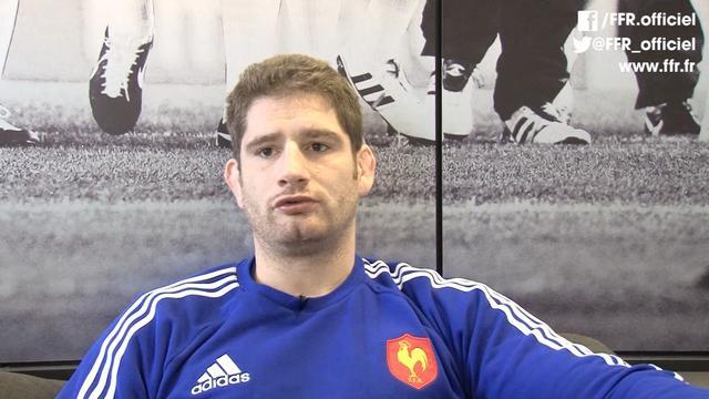 VIDEO. Tournoi 6 nations - XV de France : Pascal Papé : « France-Angleterre, c'est tout aussi mythique que France-All Blacks »