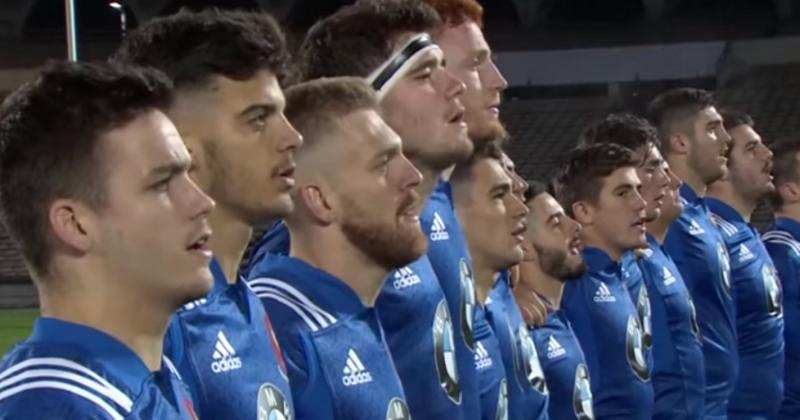 Tournoi des 6 Nations 2018 : la composition de France U20 face à l'Ecosse