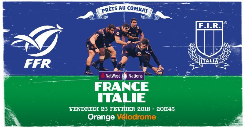Tournoi des 6 Nations 2018 : les cinq bonnes raisons d'aller voir France - Italie
