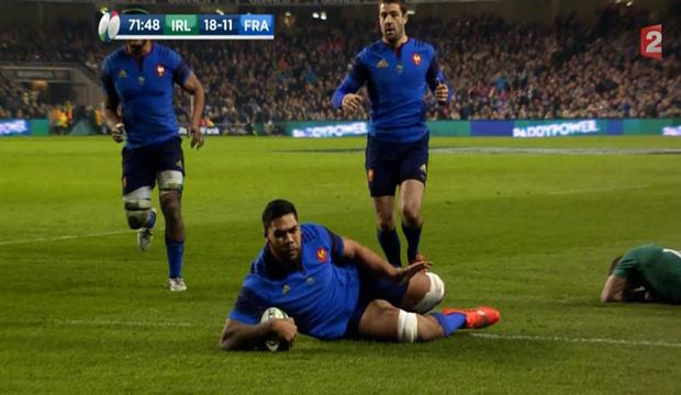 RESUME VIDEO. 6 nations. Face à l'Irlande, le XV de France a encore joué à l'envers