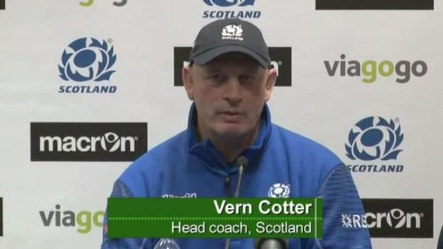 Tournoi des 6 nations - Ecosse. Un groupe de 32 joueurs annoncé par Vern Cotter