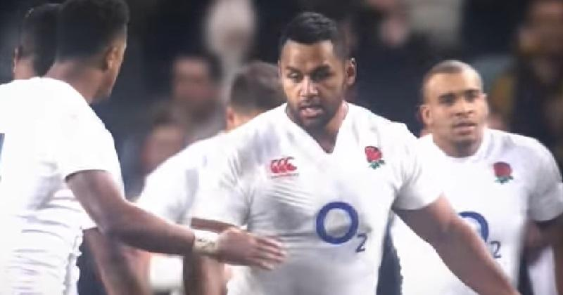 Tournoi des 6 Nations : encore un coup dur pour l'Angleterre et Billy Vunipola