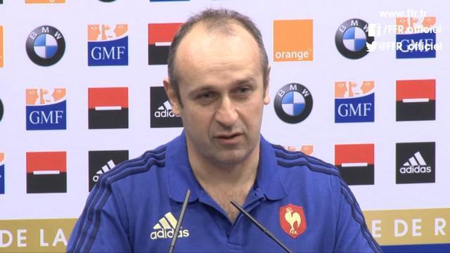 Tournoi des 6 nations. La composition du XV de France pour affronter l'Irlande