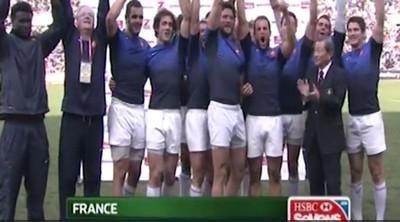 Julien Saubade rejoint l'équipe de France à VII
