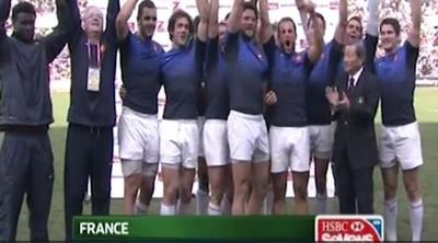 Tous les essais français au Tokyo Sevens 2012