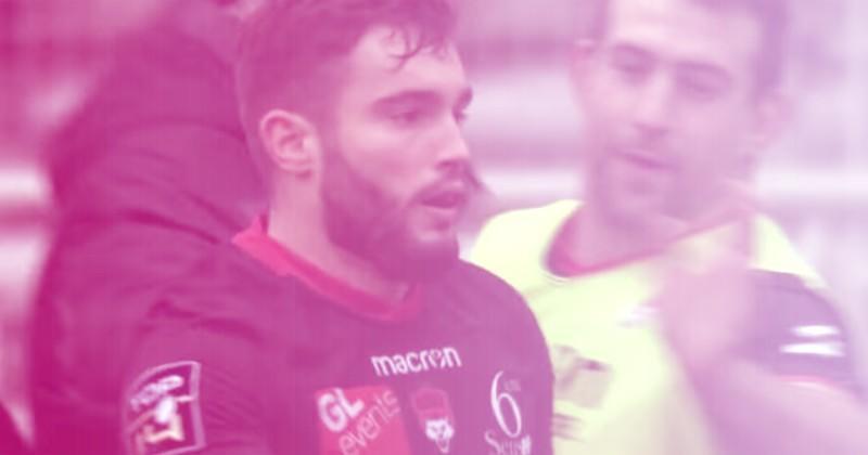 TRANSFERT : Alexis Palisson au Stade Français Paris avec effet immédiat