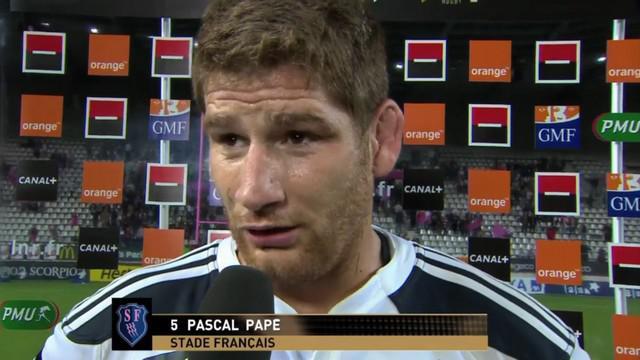 Point Transfert - Top 14. Pascal Papé très proche de Lyon, David Attoub pour l'accompagner ?