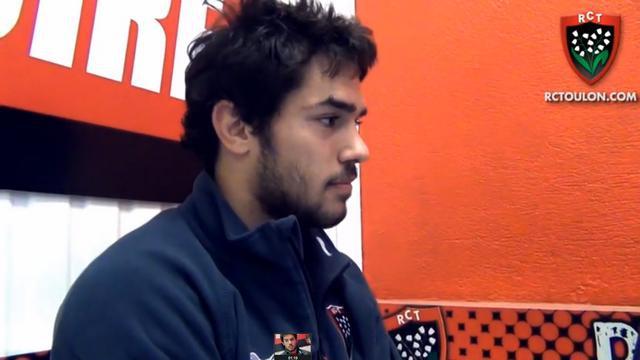 Transfert Top 14 - RCT : Vincent Martin signe au LOU Rugby