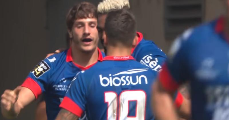 TRANSFERTS : Grenoble signe deux joueurs, Delmas à Biarritz, un ancien U20 en Fédérale 2