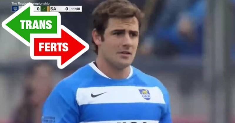 TRANSFERTS : l'Argentin Nicolas Sanchez de retour en Top 14 ?
