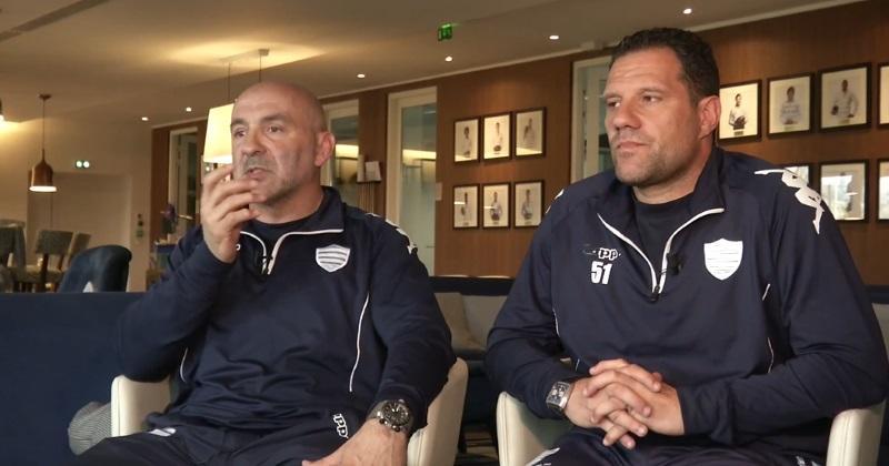 TRANSFERTS : l'Italie veut enrôler le duo Laurent Travers / Laurent Labit pour sa Squadra Azzurra