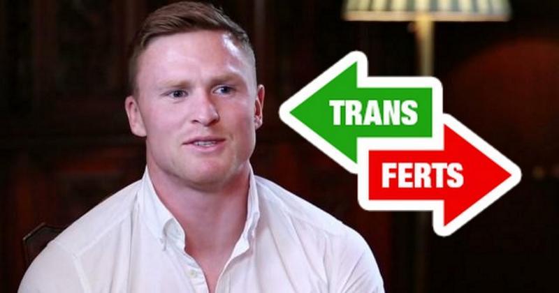 TRANSFERTS - Top 14 : Chris Ashton souhaiterait quitter le RCT !