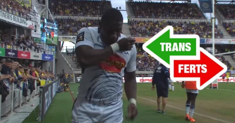 TRANSFERTS : Yoan Tanga Mangene au Racing 92 plutôt qu'au Stade Français Paris ?