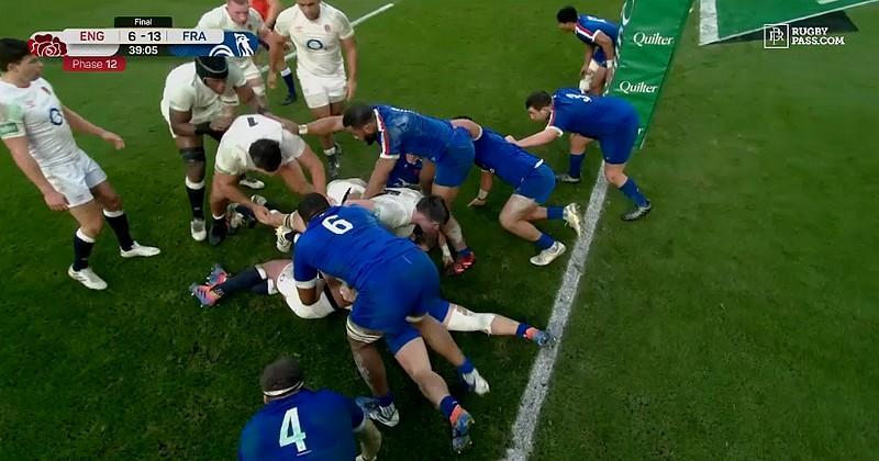 Trois fois plus de plaquages, 500% de rucks en plus, l'évolution inquiétante du rugby