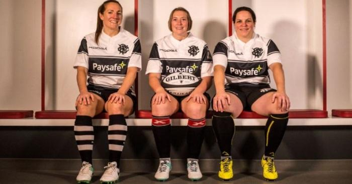BARBARIANS : trois Françaises sélectionnées pour la première historique de l'équipe féminine