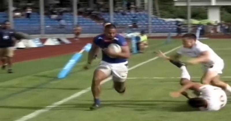 VIDEO. Coupe du monde 2019. Trop puissants, trop rapides, les Samoa roulent sur l'Allemagne