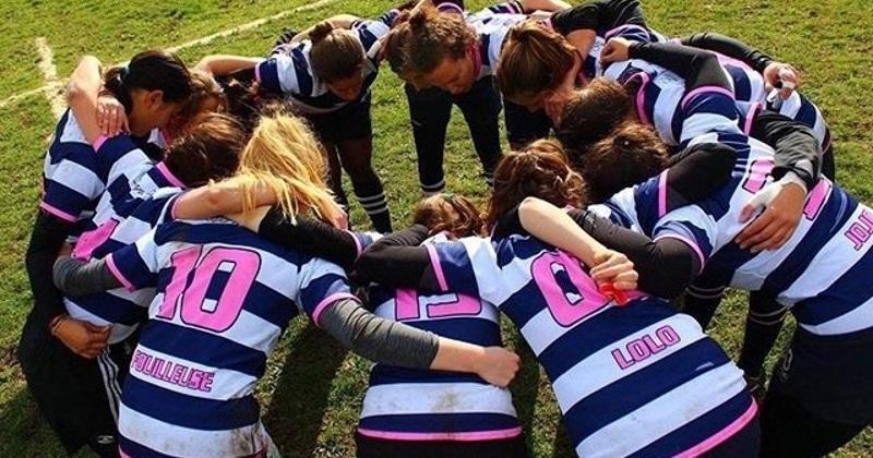 Tu sais que tu es une rugbywoman quand…