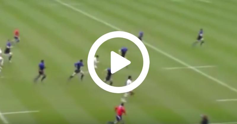 FLASHBACK. 6 Nations 2012 : Quand Manu Tuilagi déposait toute la défense française à la course ! [VIDEO]