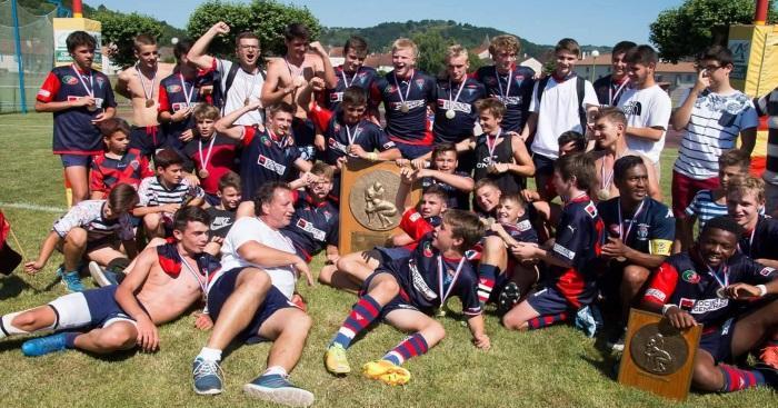 RÉSUMÉ VIDÉO. Teulière : l'US Tyrosse terrasse Villefranche-sur-Saône en finale du championnat de France