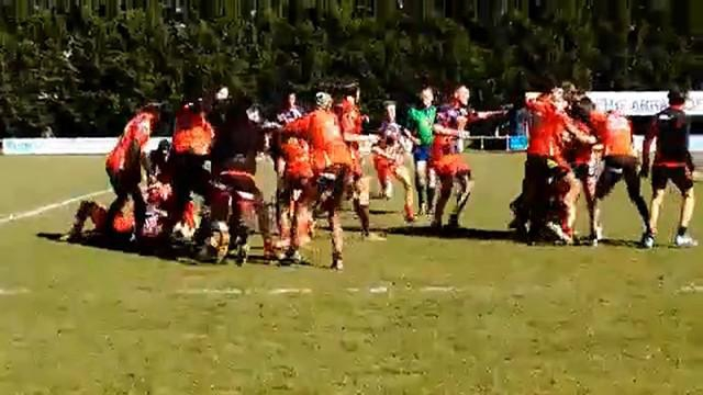VIDEO. U18 - Le match entre Arras et Bobigny dégénère, un joueur hospitalisé après un coup de pied à la tête