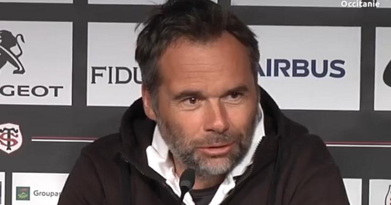 VIDÉO. Ugo Mola : ''jouer le MHR, un derby ? C'est une équipe de Super Rugby...''