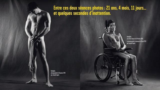 VIDEO. Un ancien rugbyman devenu tétraplégique pose pour la sécurité routière