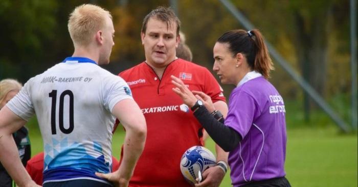 Rugby Europe : les femmes au pouvoir pour arbitrer le derby du Nord entre la Finlande et la Norvège