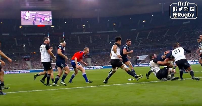 Un nul, des matchs serrés, quel bilan pour les Bleus face aux All Blacks au Stade de France ?