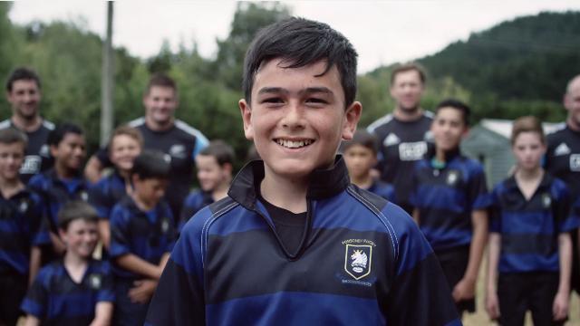 VIDEO. Un réveil de rêve pour un jeune Néo-zélandais