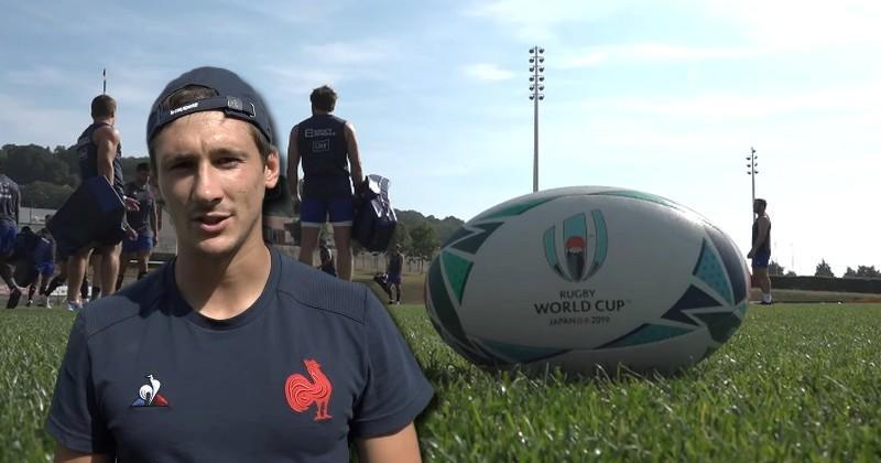 Coupe du monde - Une journée dans la préparation harassante des Bleus avec Baptiste Serin [VIDEO]