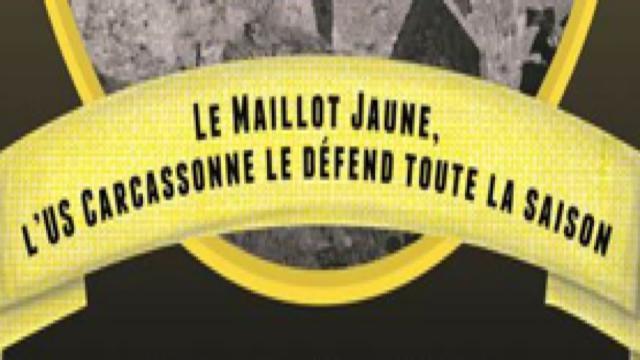 Pro D2. L'US Carcassonne profite du Tour du France pour dévoiler son nouveau maillot