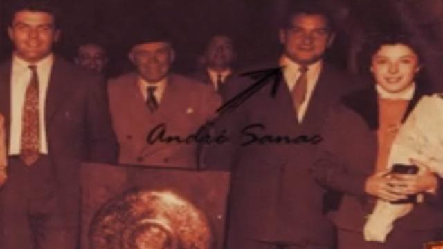 VIDEO. André Sanac, capitaine de l'USAP championne de France 1955, est mort