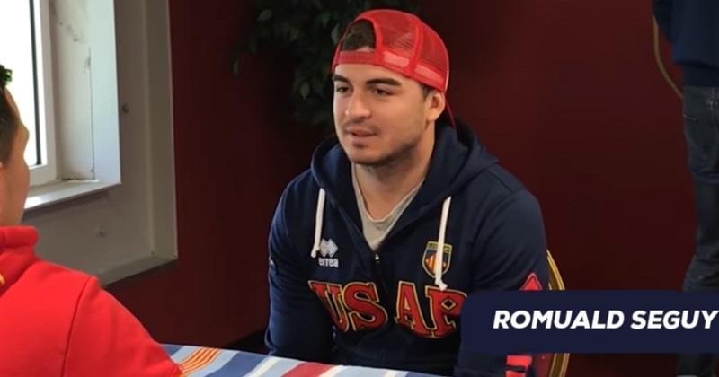 USAP - Romuald Séguy : ''Les supporters ? Ils seront déterminants pour le  maintien''