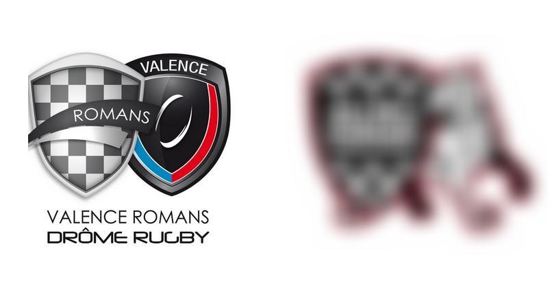 Valence Romans Drôme Rugby s'offre un nouveau logo pour croquer la Pro D2