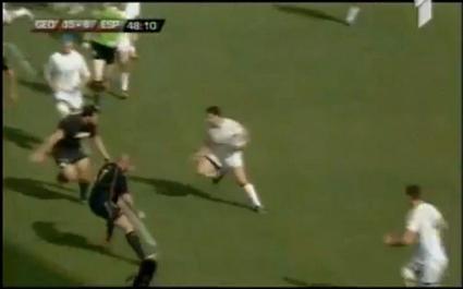 Le match énorme de Kakovin contre l'Espagne