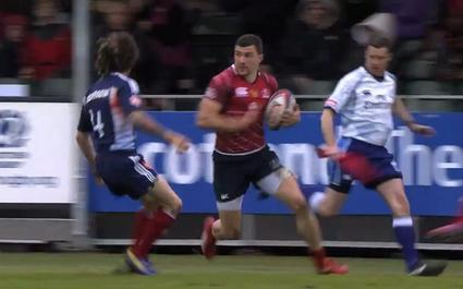 Artemyev se joue de la défense tricolore à Glasgow