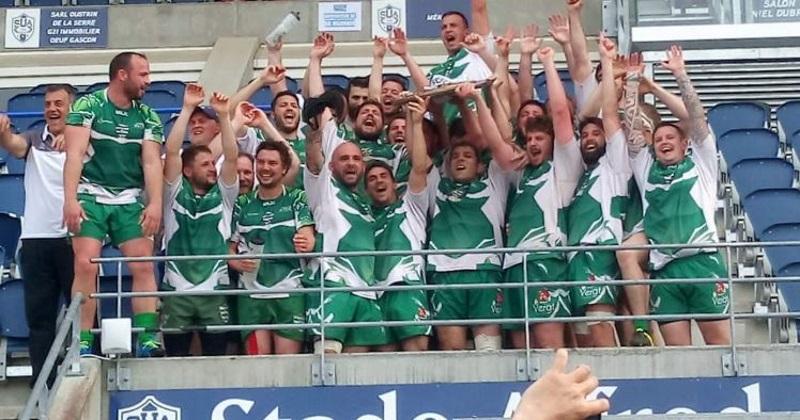 Rugby Amateur : Vergt (Honneur - Périgord Agenais) sacré champion au bout du suspense