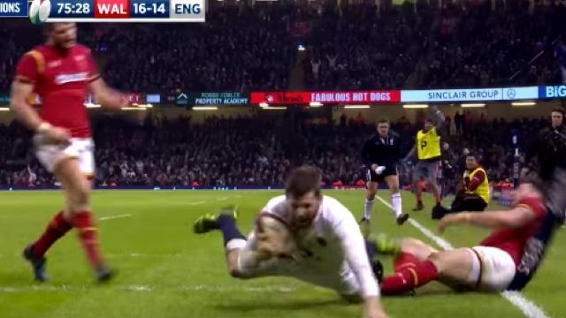 VIDÉO. VI Nations. Elliot Daly crucifie le Pays de Galles au terme d'un match sublime