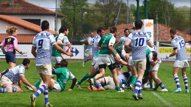 Fédérale 3 - Forfait général pour Vic-en-Bigorre après 5 journées de championnat