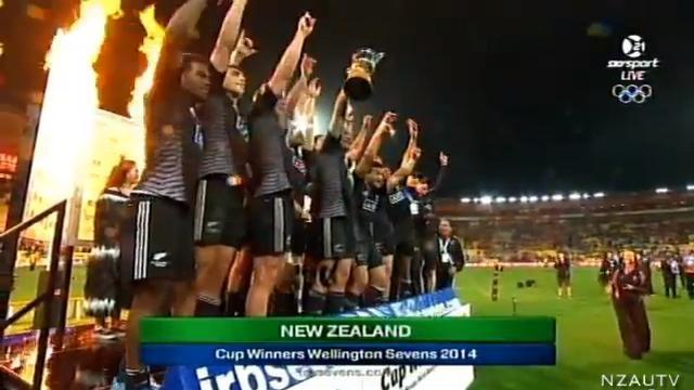 VIDEO. Victoire à Wellington pour la Nouvelle-Zélande, France 7 termine sur une défaite