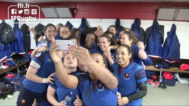 VIDEO. 6 Nations. France féminines toujours en course pour la victoire finale après son succès sur l'Ecosse