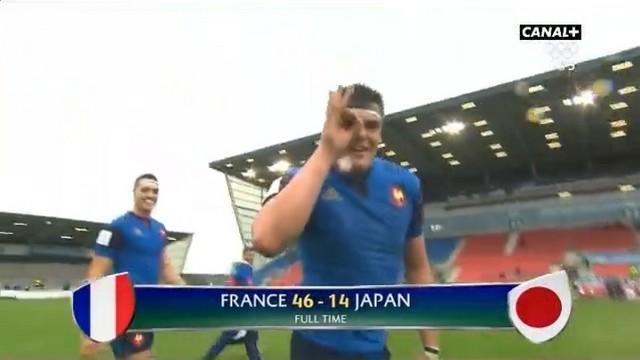 Coupe du monde U20. Les 5 points à retenir de la victoire de la France sur le Japon (46-14)