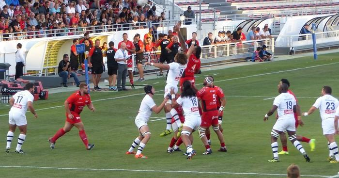 VIDÉO. MATCHS AMICAUX. Toulon et Clermont assurent le spectacle, Brive et Montpellier déroulent