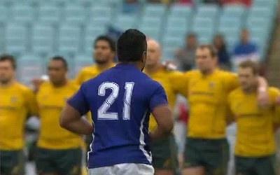 Victoire historique des Samoa en Australie