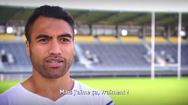 VIDEO. Top 14 : le beau reportage du Canal Rugby Club sur Victor Vito, facteur X du Stade Rochelais