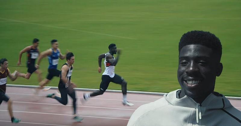 VIDEO. Il court le 100m en 10 secondes et pourrait porter le maillot des All Blacks un jour
